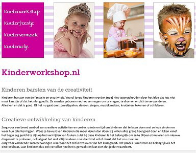 Kinderworkshop.nl